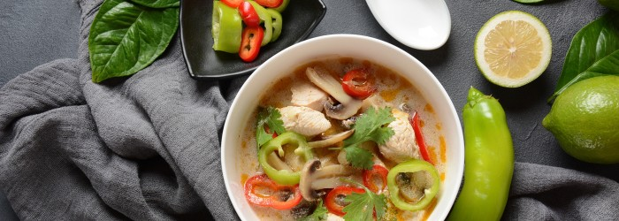 Thailändische Küche 17.08.2021 um 19:00Uhr