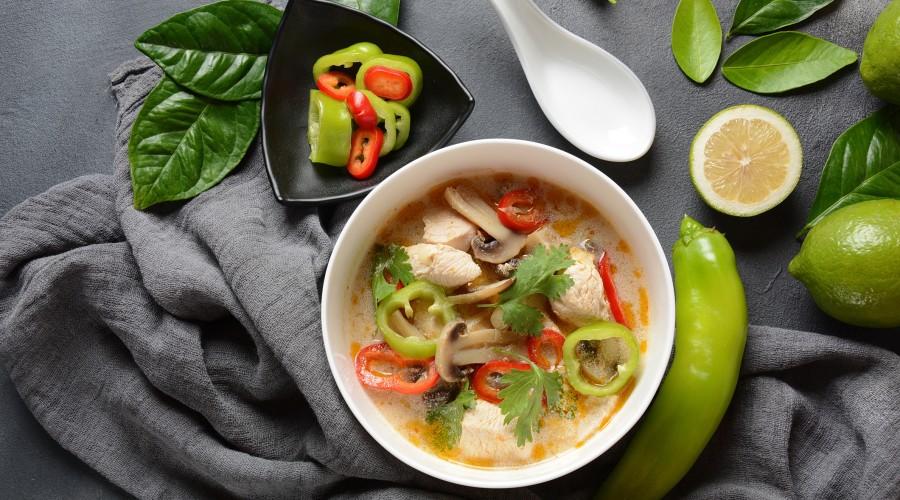 Thailändische Küche 20.04.2021 um 19:00Uhr