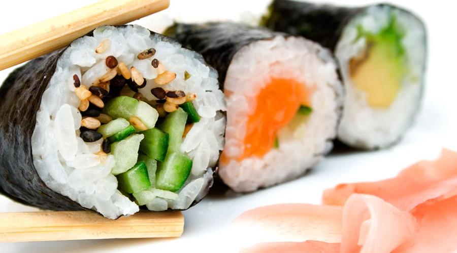 Sushi 30.04.2018